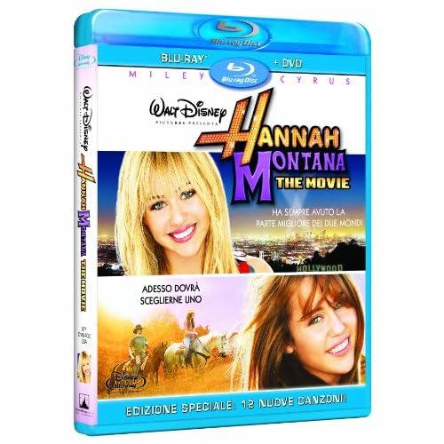 Hannah Montana - The Movie (Blu-Ray+Dvd)