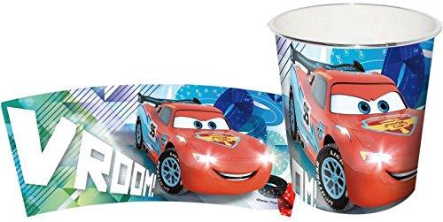 Disney Cars (VROOM) Papierkorb / Mülleimer günstig kaufen