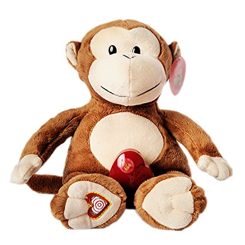 Monkey Heartbeat Bear Kit (Monkey Kit With Sound)