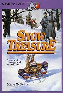 "Cover of ""Snow Treasure"""