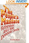 The People's Mandate: Referendums and...
