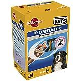 Pedigree DentaStix Dog Chews Large Dog (Pack of 4, Total 112 Sticks)