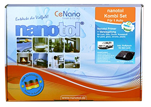 nanotol voiture kombi set pour 20 m haute qualit et nanotol rev tement nano permanent. Black Bedroom Furniture Sets. Home Design Ideas