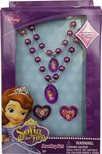 Sofia The First Jewelry Set - 1