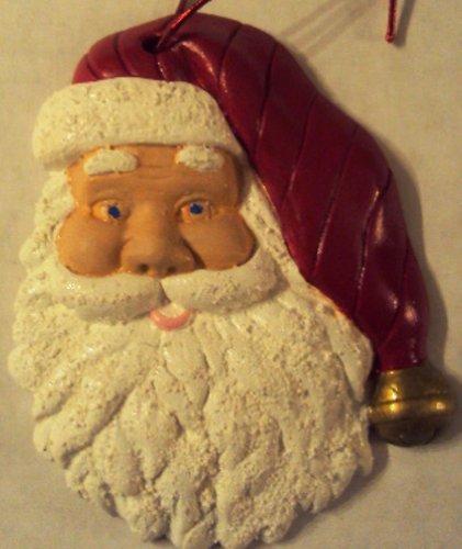 christmas-2013-crafts-hand-made-santa-face-ceramic-ornament