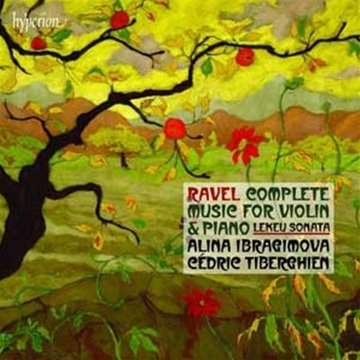 Ravel: Complete Music For Violin And Piano; Lekeu: