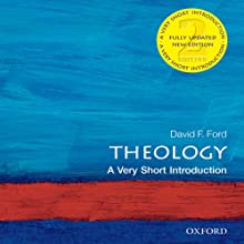 Theology: A Very Short Introduction (       UNABRIDGED) by David F. Ford Narrated by Robert Blumenfeld