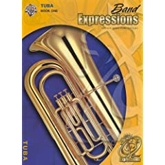 Band Expressions, Book One for Tuba: Texas Edition (Expressions Music Curriculum)