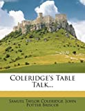 img - for Coleridge's Table Talk... book / textbook / text book