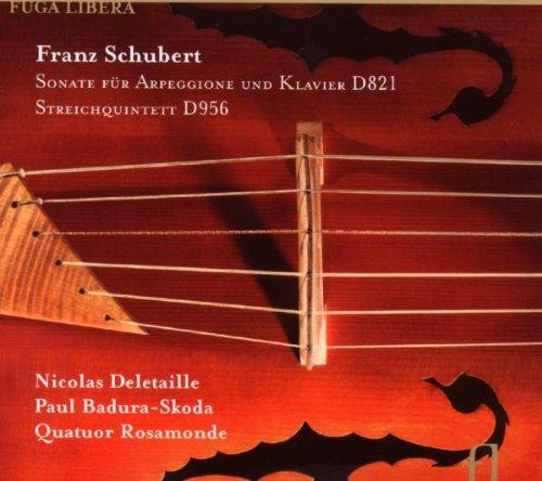 Schubert - Quatuors et quintette à cordes - Page 2 51ZhTFFnS%2BL