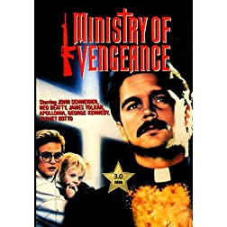 Ministry Of Vengeance [VHS Retro Style] 1989