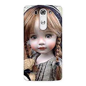 Special Girl Angel Multicolor Back Case Cover for LG G3 Mini