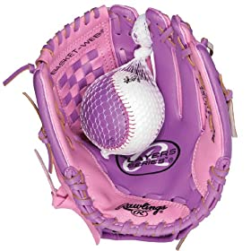 Rawlings Playmaker Series PL195PB Baseball Glove (9.5-Inch)