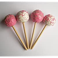 Cake Pops Pink And White Set Of 4 Perfect For 18 Inch American Girl Dolls