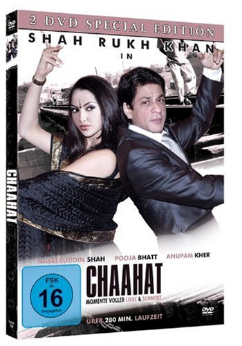 Chaahat - Momente voller Liebe und Schmerz - Special Edition (2 DVDs im Schuber)
