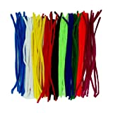 "Pipe Cleaners Multi Color Set Of 100 , 12 "" Length"