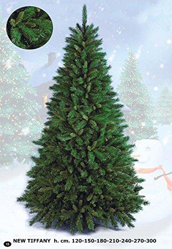 Albero di Natale NEW TIFFANY 210CM