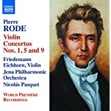 Rode: Violin Concertos Vol 3