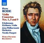 Concertos pour violon n�1, n�5 et n�9