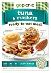 GoPicnic Ready-to-Eat Meals Tuna & Cr…