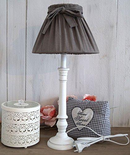 Schlafzimmer dekorieren romantisches schlafzimmer im for Nachttischlampe vintage