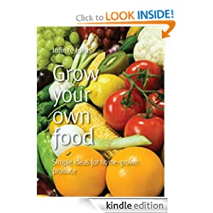 FREE KINDLE BOOK: Grow Your Own Food