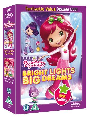 Strawberry Shortcake - Bright Lights Big Dreams [Dvd]