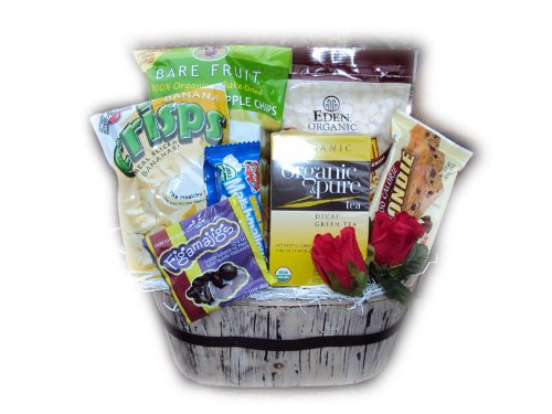 Healthy Valentine's Day Dieter Gift Basket
