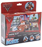 DISNEY PIXAR CARS 2 MINI KIT MATER KLIP KITZ NEW
