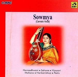 Sowmya - Carnatic  Vocal