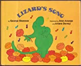 Lizard's Song (0688803105) by Shannon, George