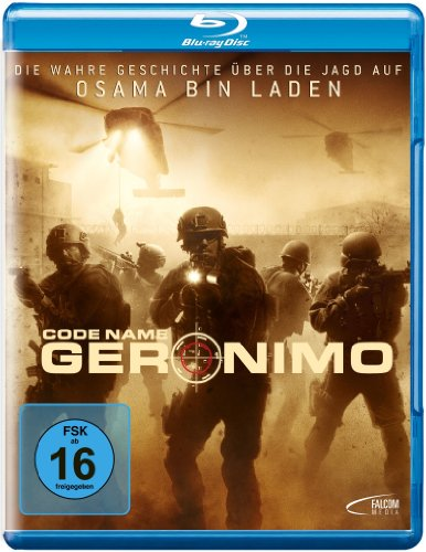 Code Name: Geronimo [Blu-ray]