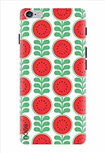Noise Healthy Red Printed Cover for Apple Iphone 6S