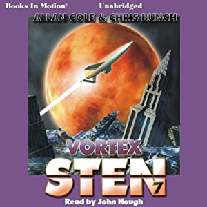 Vortex: Sten, Book 7 | [Allan Cole, Chris Bunch]