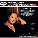 Brahms: Piano Concerto No. 2 / Liszt: Hungarian Rhapsody No. 12 / Beethoven: Piano Sonata No. 9