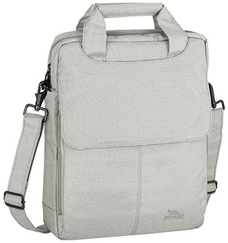 RivaCase 8270 Tasche für Notebook bis 30 7 cm  12 1 Zoll  grau
