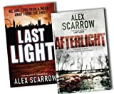 Alex Scarrow Alex Scarrow The Light 2 Books Collection Pack Set RRP: £20.76 (Last Light, Afterlight)
