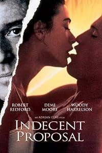 Amazon Com Indecent Proposal Robert Redford Demi Moore