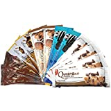 Quest Nutrition Protein Bar - Chocolate Lovers Variety Box of 12 (Packaging may vary)