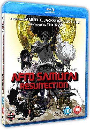 Afro Samurai: Resurrection [Blu-ray] [Import anglais]