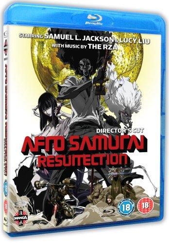 Afro Samurai: Resurrection [Director's Cut] / Афросамурай: Воскрешение (2009)