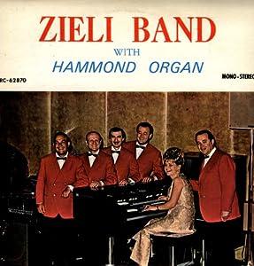 Zieli Band with Hammond Organ