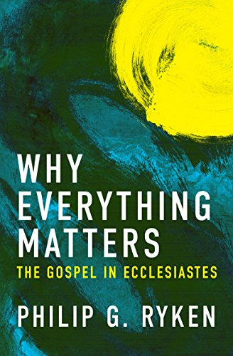 Why Everything Matters: The Gospel in Ecclesiastes cover