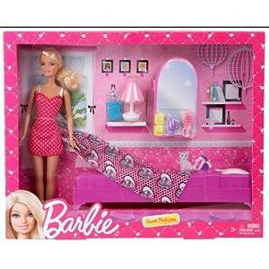 Barbie Sweet Bedroom Doll