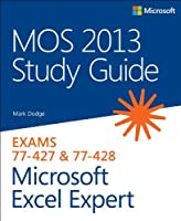 MOS 2013 Study Guide for Microsoft Excel Expert Front Cover
