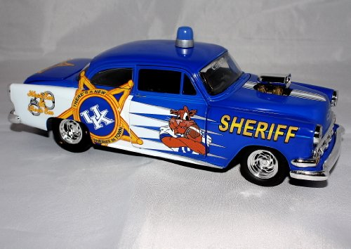 University of Kentucky 1954 Chevy Sheriff Street Rod Diecast Bank at Amazon.com