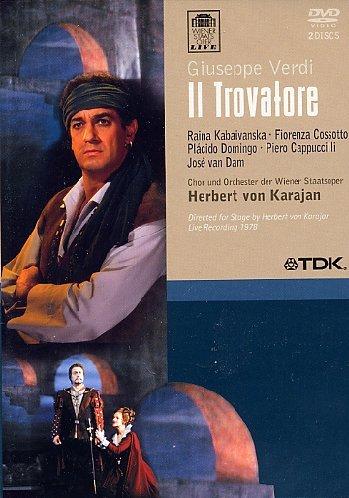 Verdi, Giuseppe - Il Trovatore (2 DVDs)