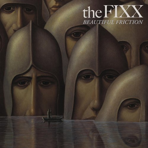 Original album cover of Beautiful Friction by The Fixx