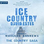 Ice Country: The Country Saga, Book 2 | David Estes