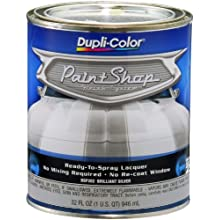 Dupli-Color BSP202 Brilliant Silver Metallic Paint Shop Finish System - 32 oz.